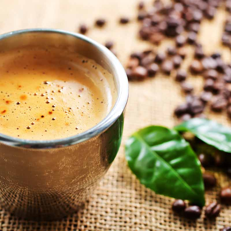 Bohnenkaffee-Produkte