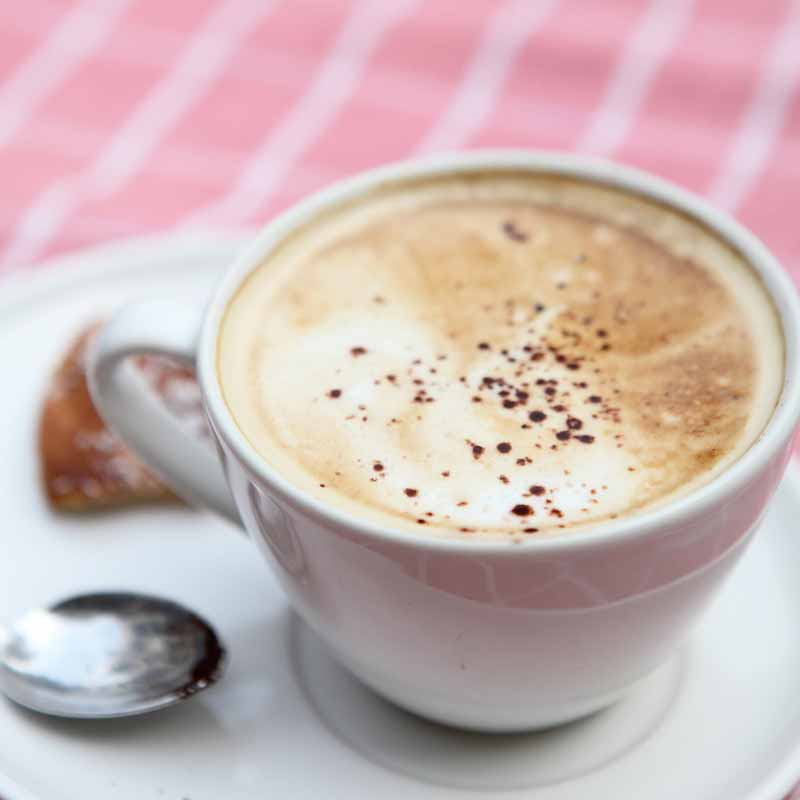 Lösliche Kaffeeprodukte