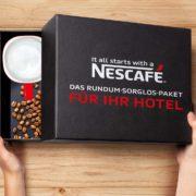 Nescafe für Ihr Hotel
